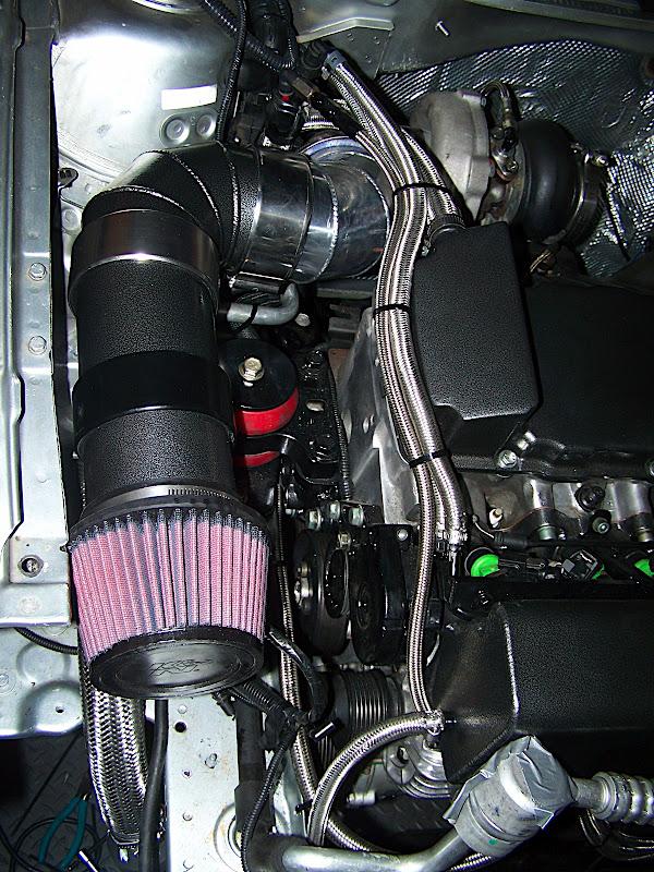 VWVortex.com - stainless fuel lines
