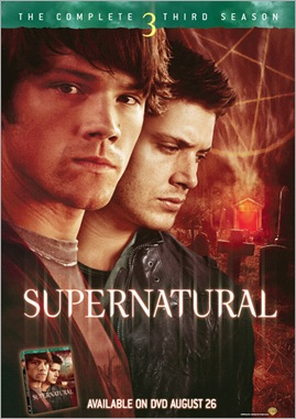 Supernatural 3 temporada