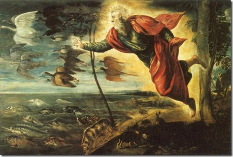 tintoretto the creation of the animals