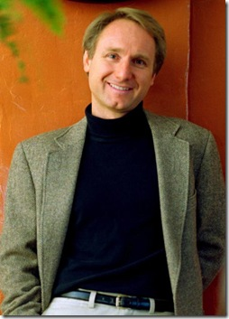 dan brown foto