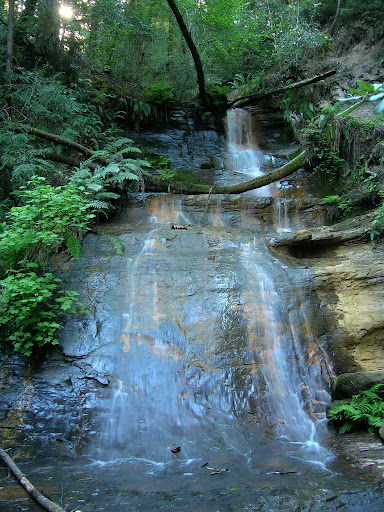 Lower Golden Cascade
