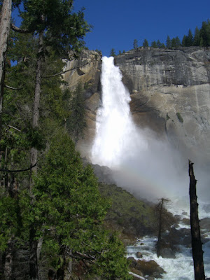 Nevada Falls