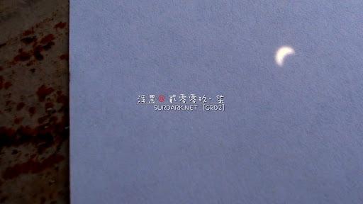 20090722,俺的小孔成像版天狗食日。