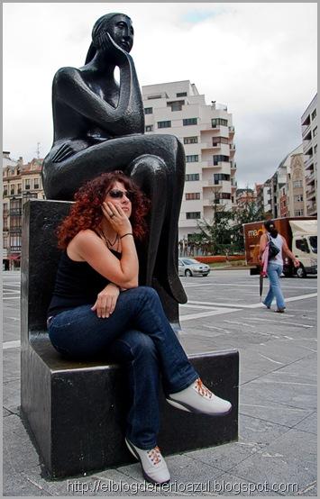 Escultura Conchi