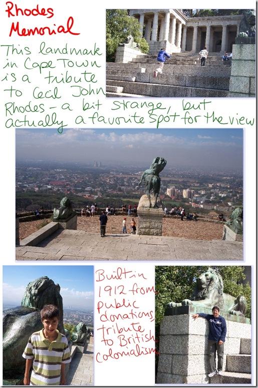 Rhodesmemorial