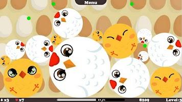 Screenshot of Chirp Chirp