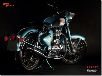 2009-RoyalEnfield-Bullet500Classice