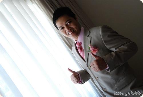 my Prince Charming, Norbert Angelo Elbanbuena =)