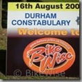 The Event  - BikeWise 2009