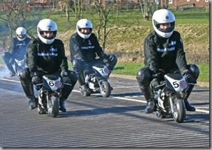 BikeWise Mini Bike Club (www.bikewiseminibikeclub.org.uk)