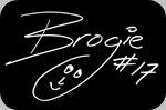 Brogie's Signature black