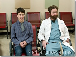 Zach Galifianakis and Keir Gilchrist star in It's Kind of a Funny Story, a Focus Features release. (Photo courtesy Focus Features, photo credit K.C. Bailey)