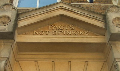 facts-not-opinions