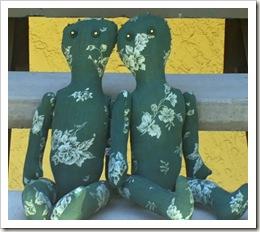 green earth dolls