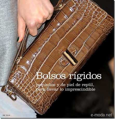 bolsos y cartera de moda