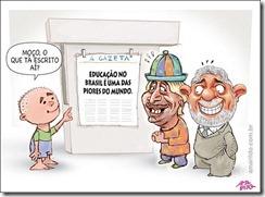 educação brasil - Apocalipse Em Tempo Real