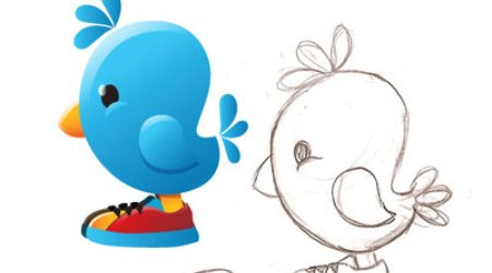 Twitter icon by mpruner