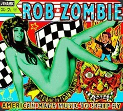 rob zombie discography