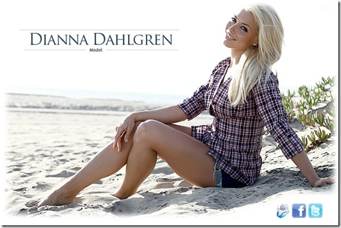 Dianna Dahlgren Miss Supercross 2011 photos collection   Free