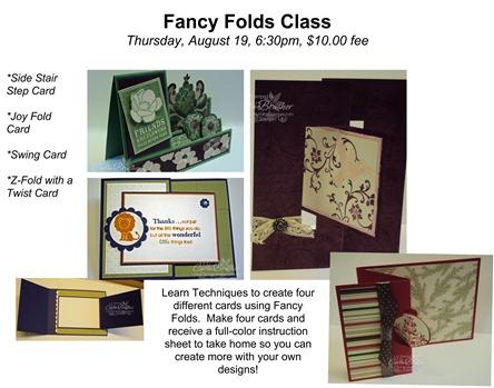 Fancy Folds Class-001