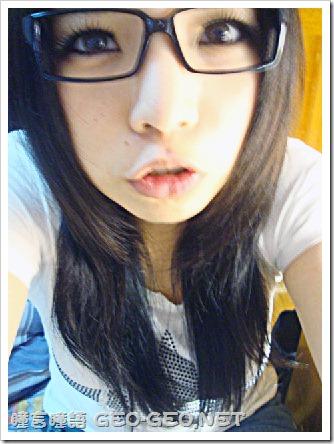 沛縈GEO隱形眼鏡-水凝金咖