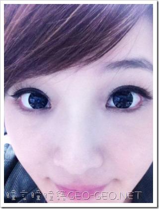 GEO隱形眼鏡-MIMO鑽石甜心灰-7