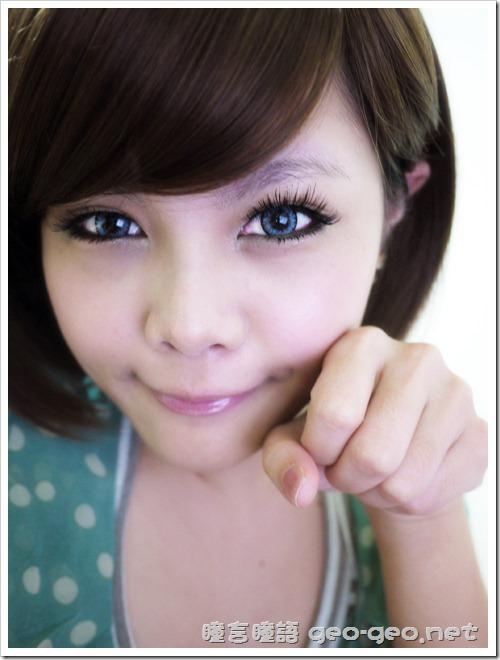(放大片NEO品牌N344天使三色啡)(全頭假髮-【NSS-01】俏麗美少女桂綸鎂修飾臉型人氣NO.1LB焦糖啡)(假睫毛-sexy-eye、baby-eye)-4