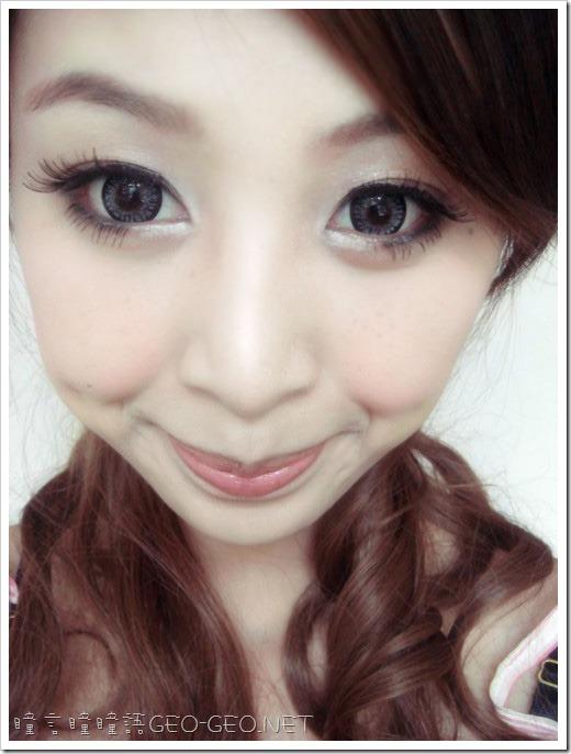 GEO MIMI水晶巨目灰.♥Magic Magic♥假睫毛