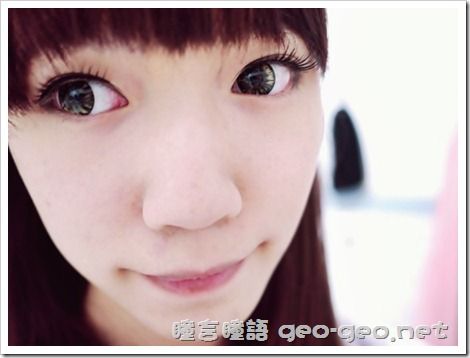 GEO隱形眼鏡-MIMO鑽石甜心棕