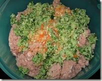 Chiftele - tocam legumele