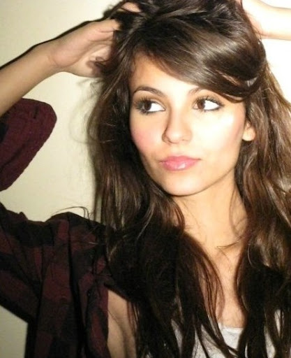 victoria justice icarly. Victoria Justice
