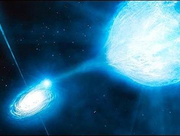 buraco negro gigante