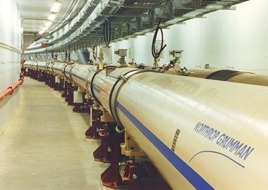 túnel RHIC