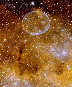 nebulosa planetária