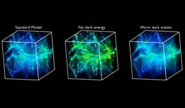 simulação do universo