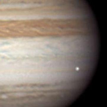 impacto em júpiter
