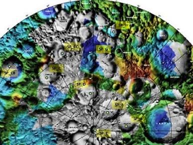 cratera Cabeus