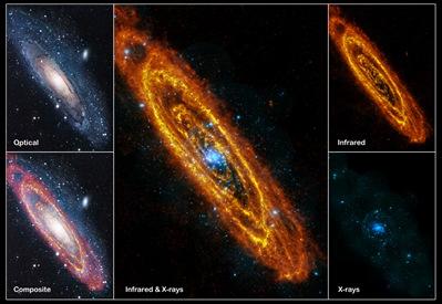 M31 - galáxia de Andrômeda