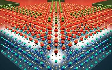esquema do transístor de elétron único