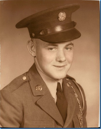 Charles Robert Burgess WWII