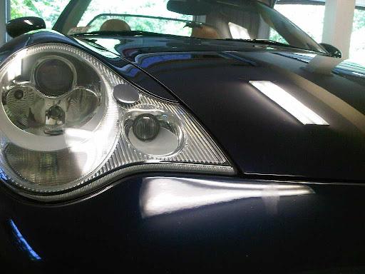 of the 997 Turbo vs 996 C4