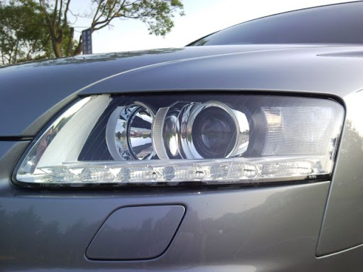 08 A6 Headlight Upgrade To 09 A6 Headlight With Led Drl Audiworld Forums