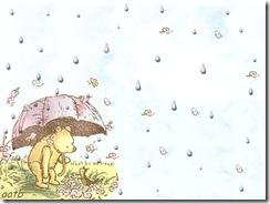 pooh shower