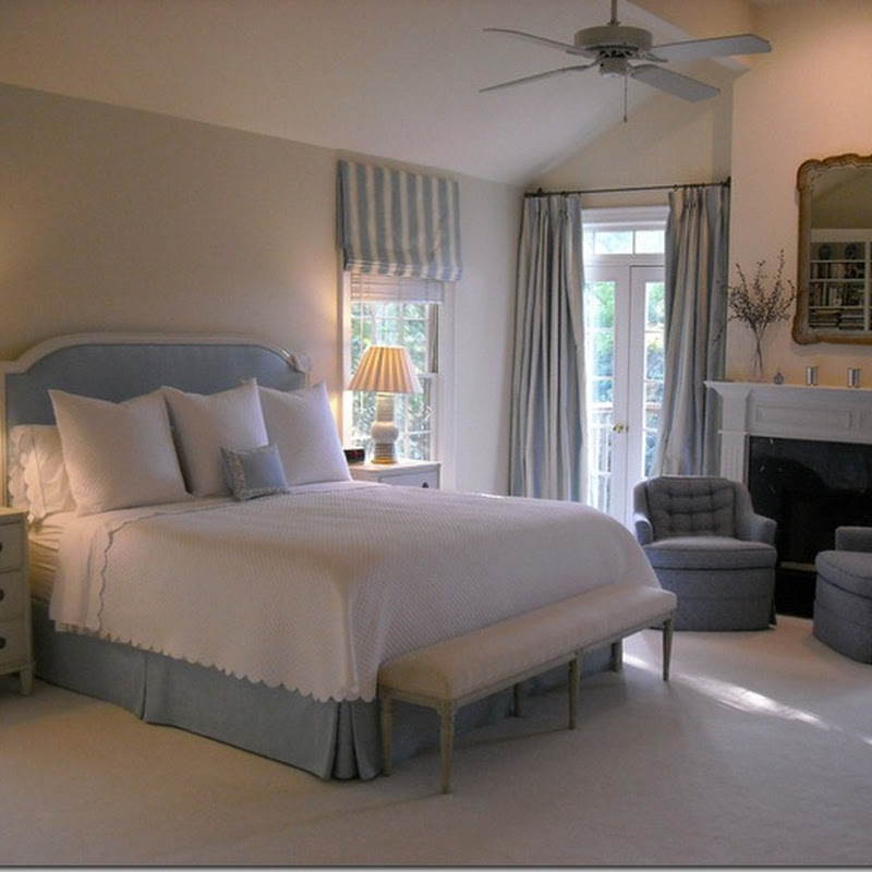 Where To Position Bed In Master Bedroom