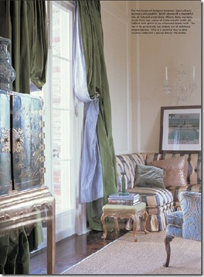 Things That Inspire: Blue and green should not be seen without a ...