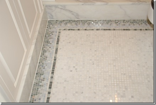 Things That Inspire: Mosaics In The Bathroom