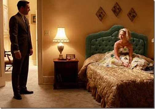 Don Draper and Betty Draper[1]