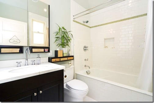 Outstanding Small Bathroom with White Subway Tile 504 x 337 · 35 kB · jpeg