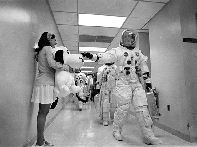some awesome astronauts - photo #12