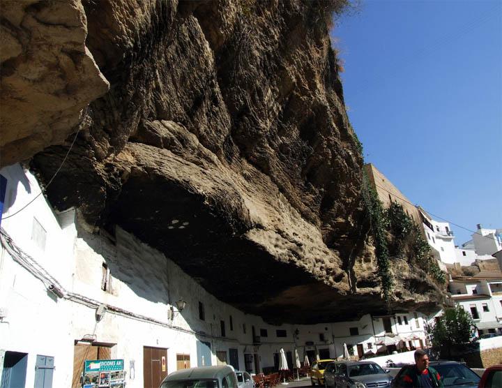 Setenil de las Bodegas, фото: Jos? Luis S?nchez Mesa